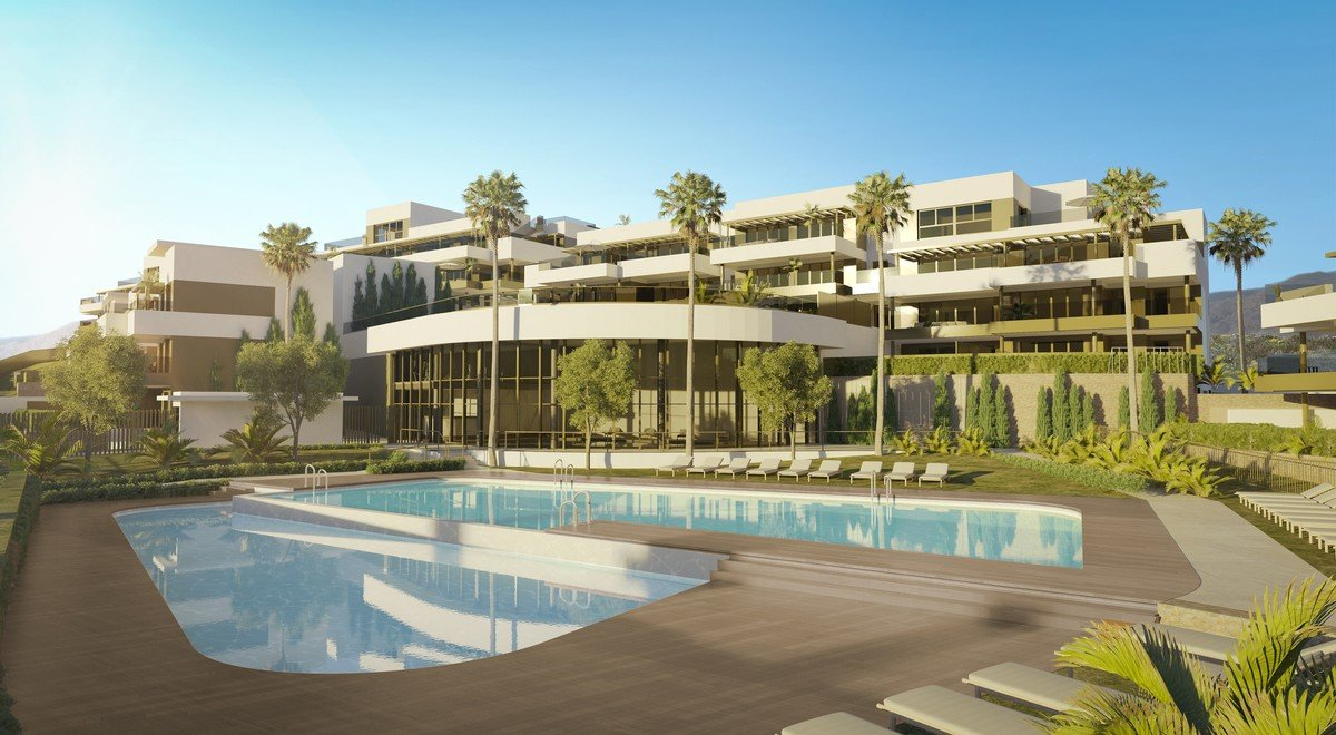 Apartment for sale in Estepona Town