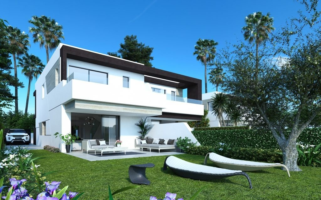 Villa te koop in New Golden Mile