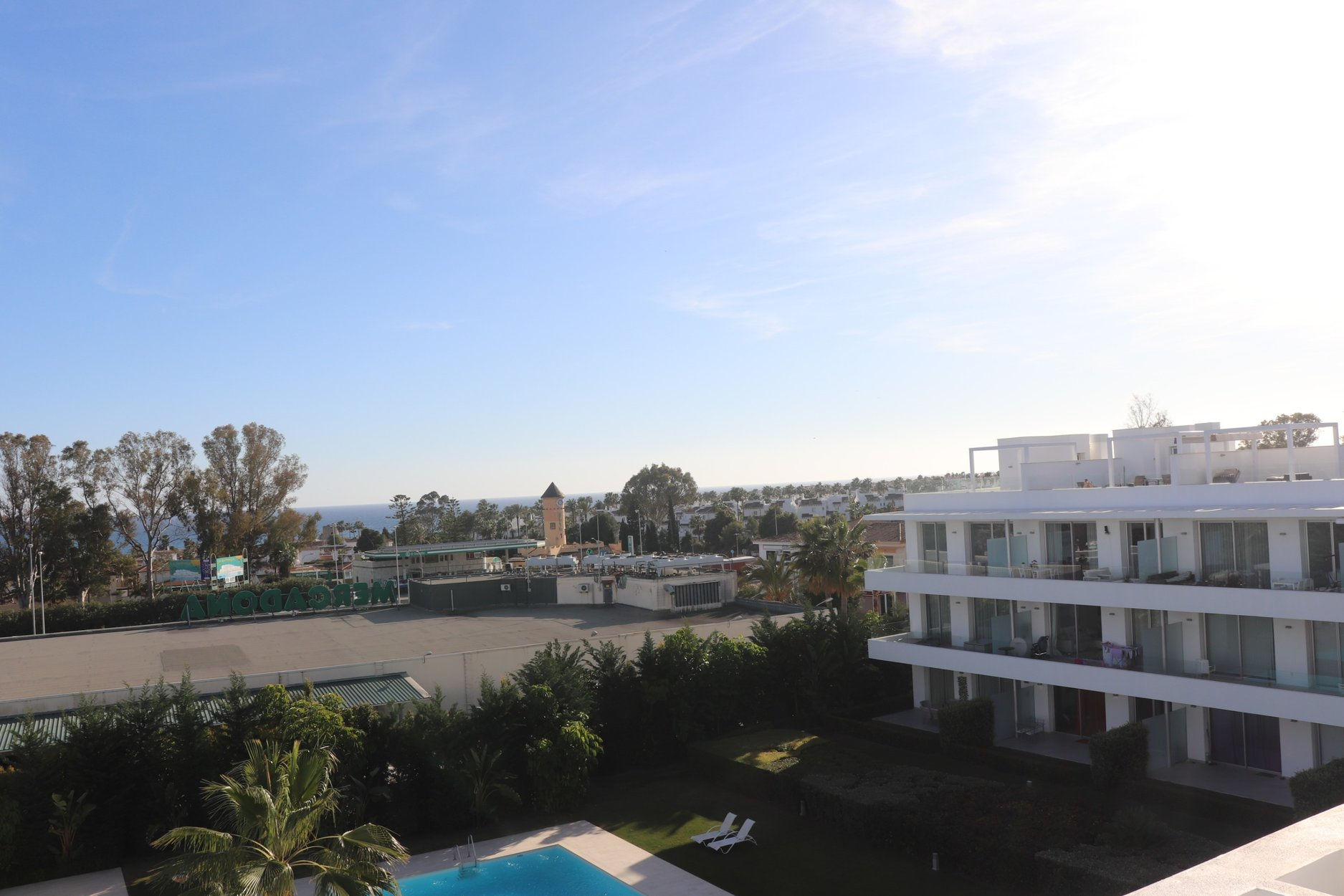 penthouse for sale in Estepona New Golden Mile Belaire M442653