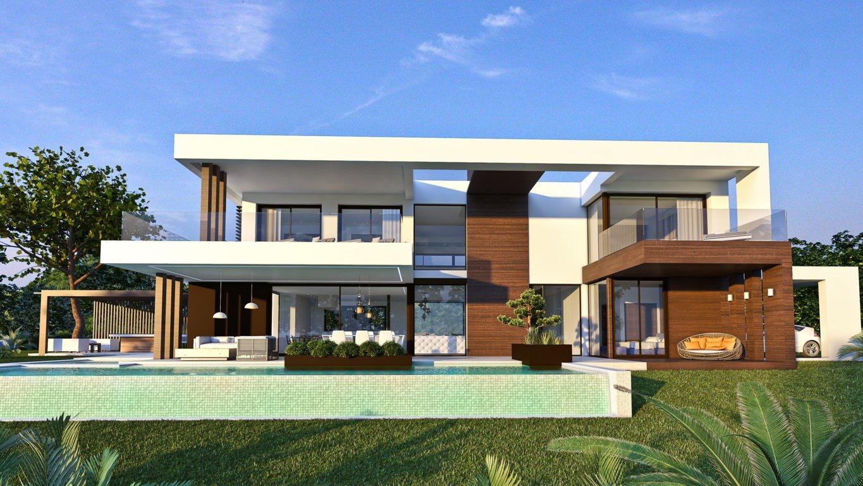 Villa til salgs i Cancelada