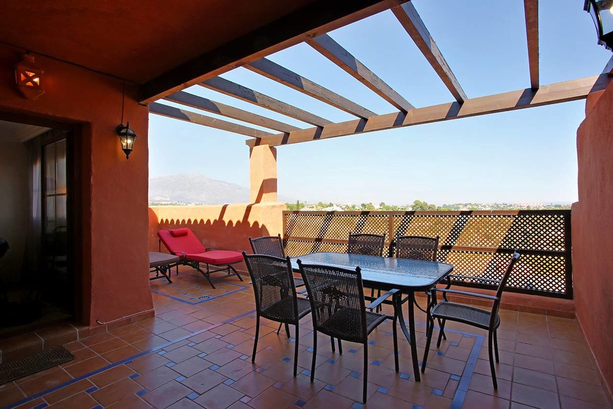 Penthouse for rent in La Alqueria