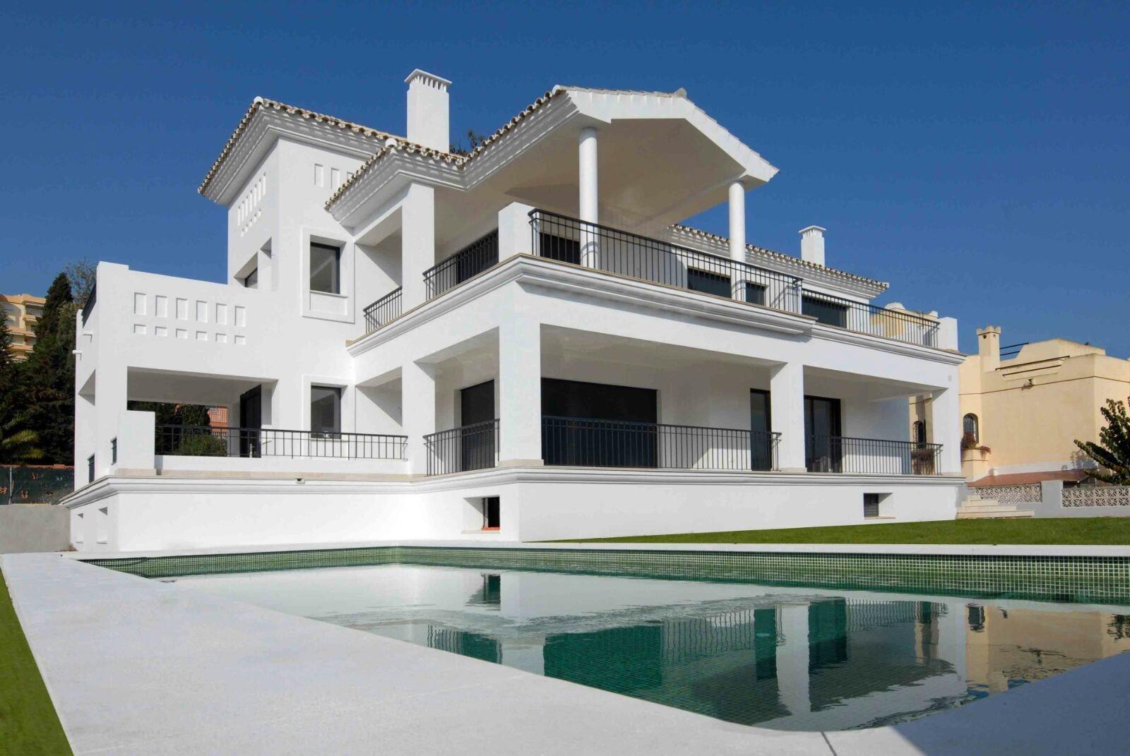 Villa en alquiler en Nueva Andalucia