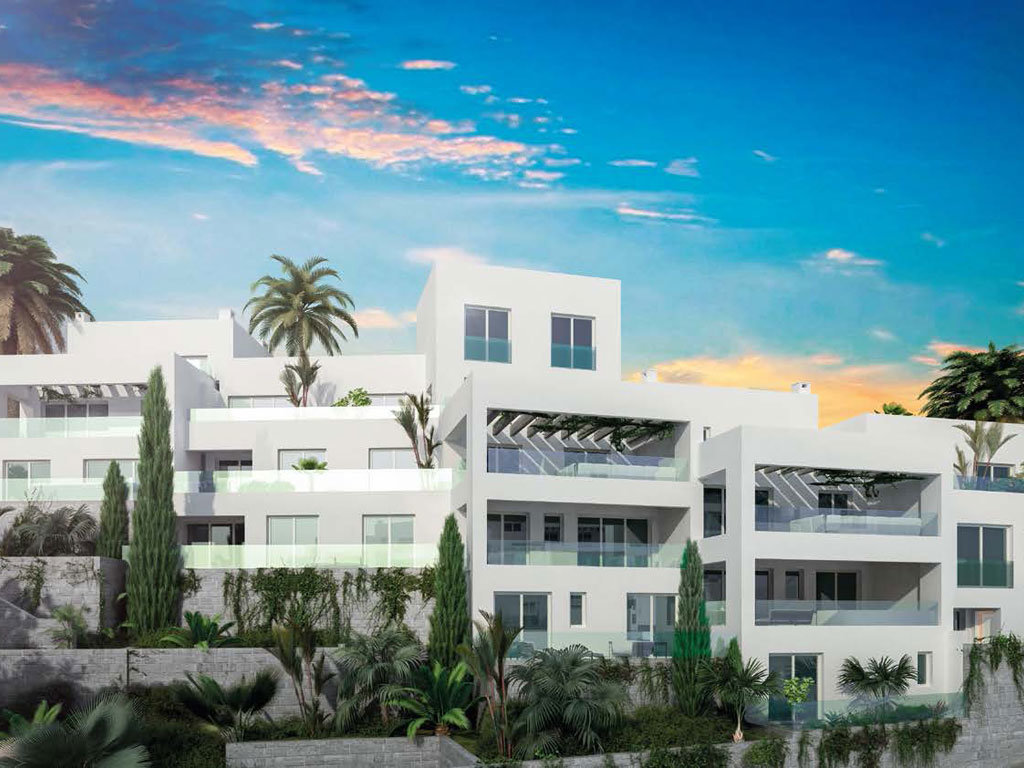 Apartment for sale in Marbella, Los Altos de los Monteros