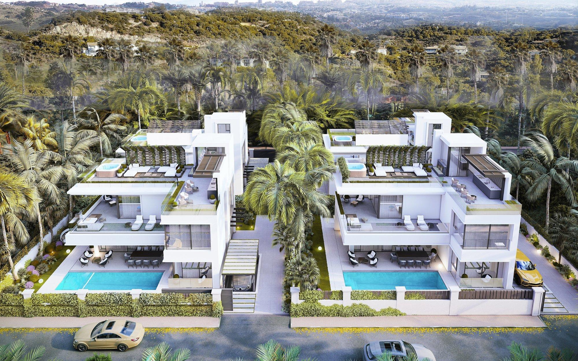Villa for sale in Marbella, Lomas de Río Verde