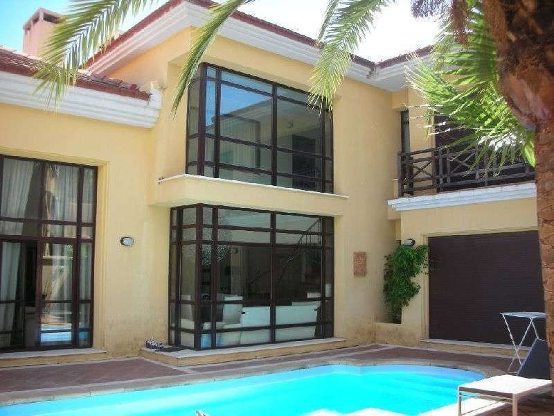 Villa for rent in Marbella