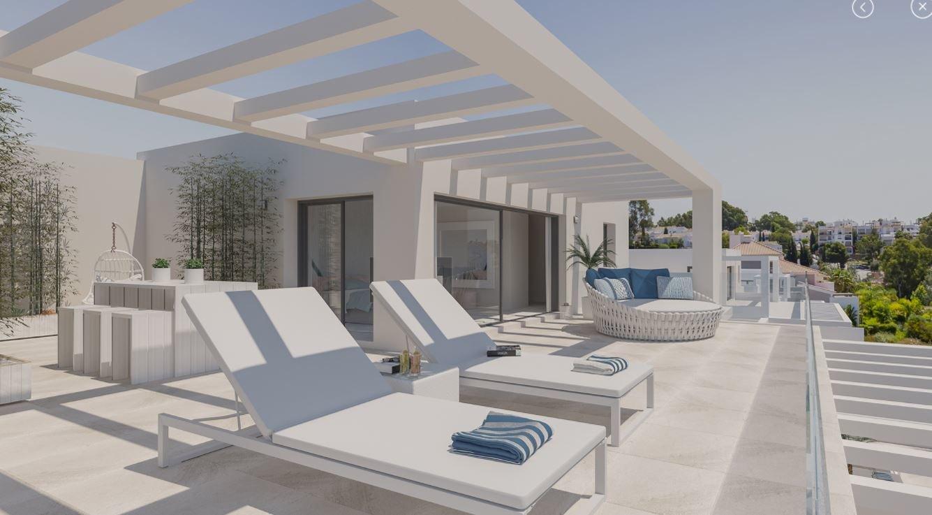 Apartment te koop in Estepona