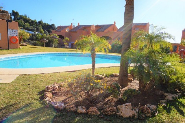Apartment te koop in Elviria