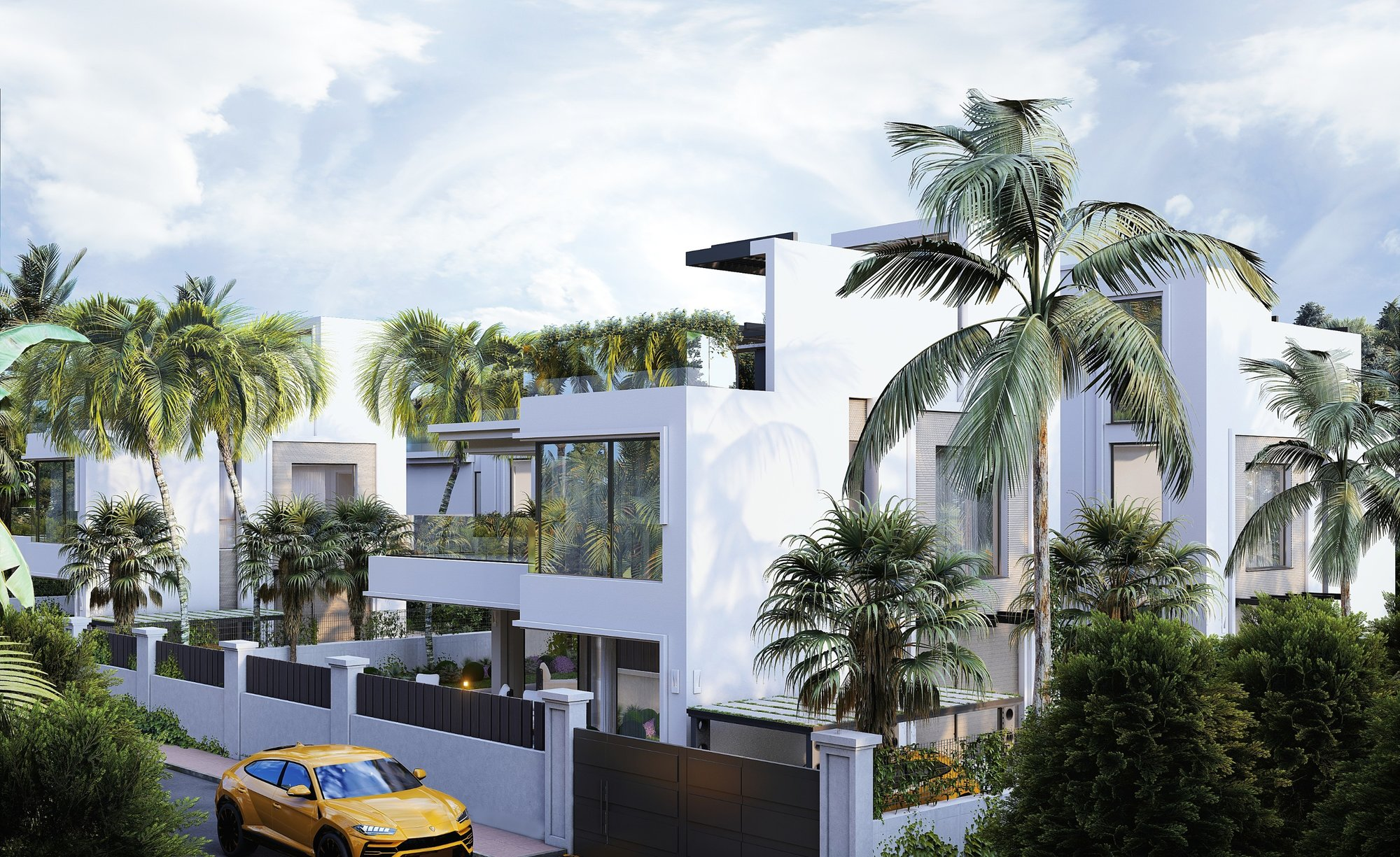 Villa for sale in Marbella, Rio Verde