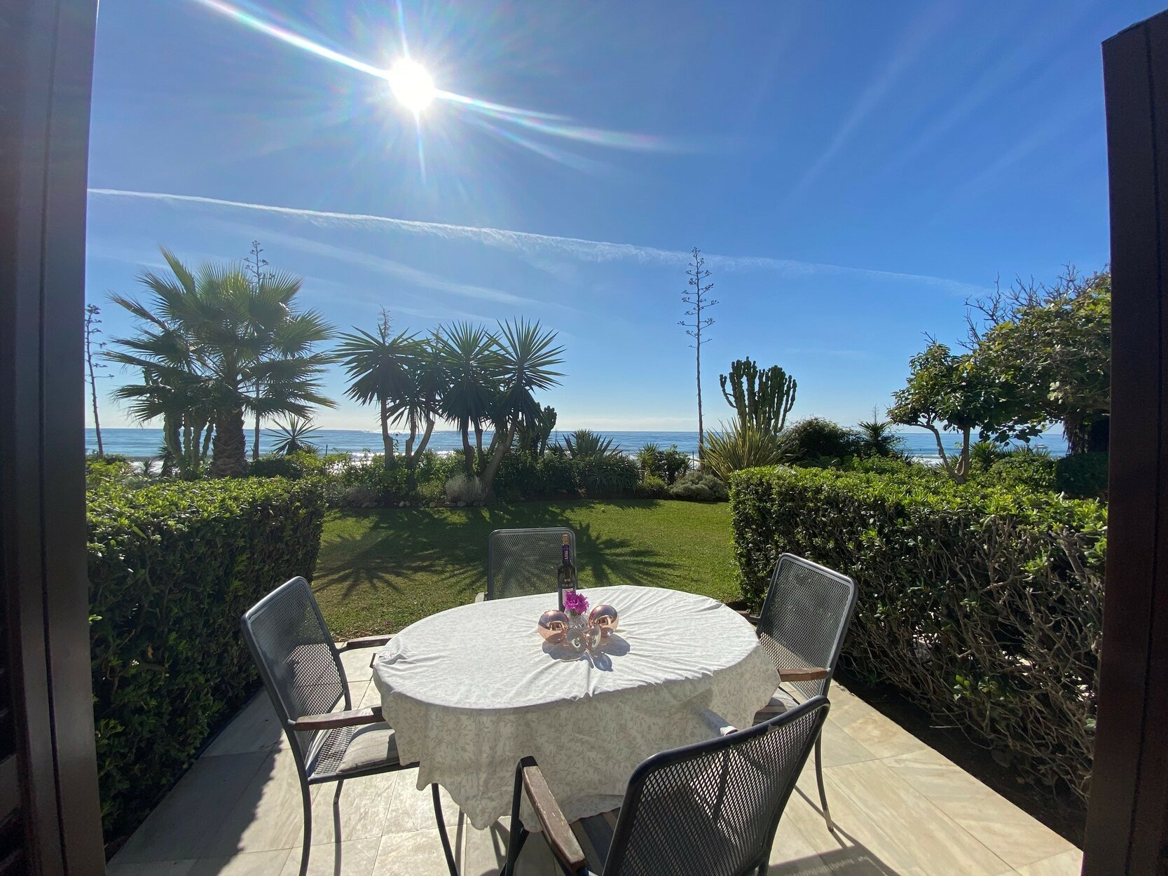 Townhouse for sale in Estepona, Cancelada