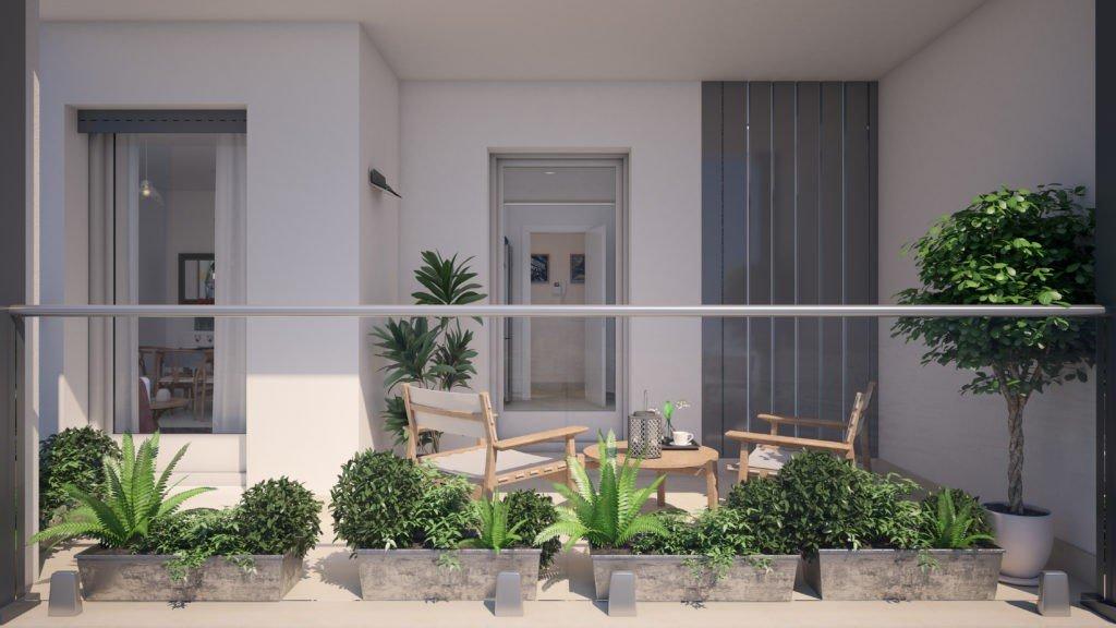 Apartment te koop in Estepona Town
