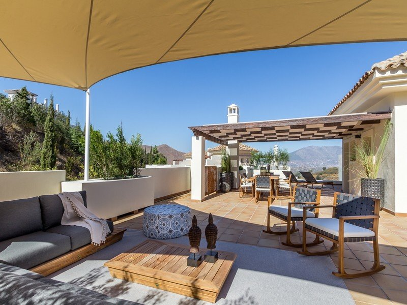 Apartment for sale in Marbella, The Oakhill