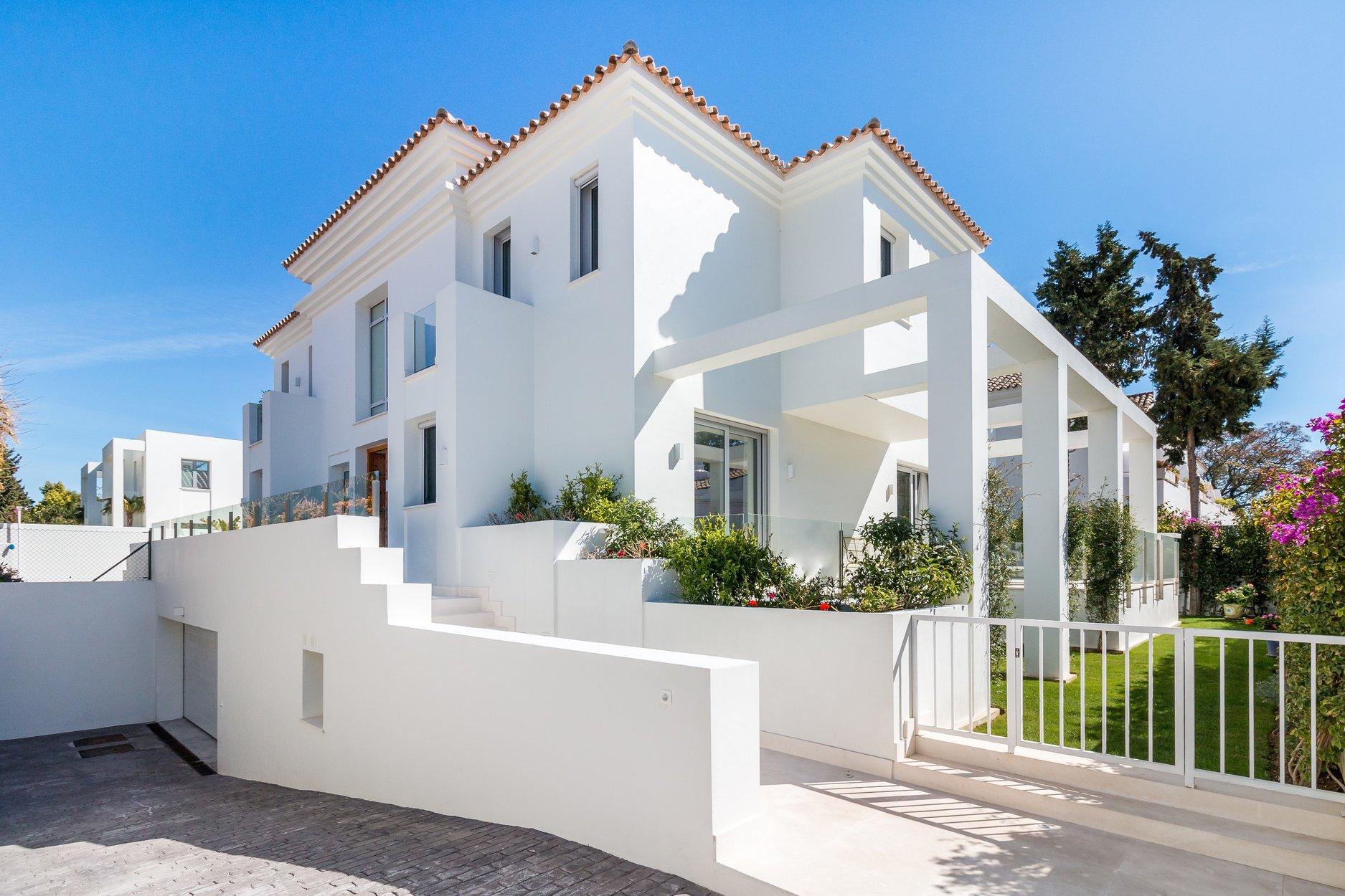 Villa te koop in Cortijo Blanco