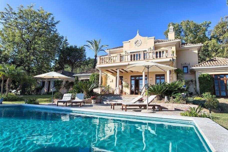 Marbella Holiday Rentals - villa for short term rent in ...
