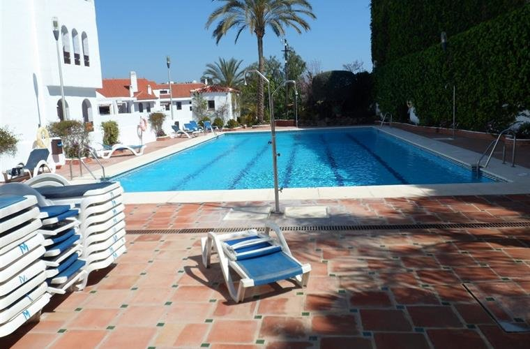 Appartement for rent in Nueva Andalucia