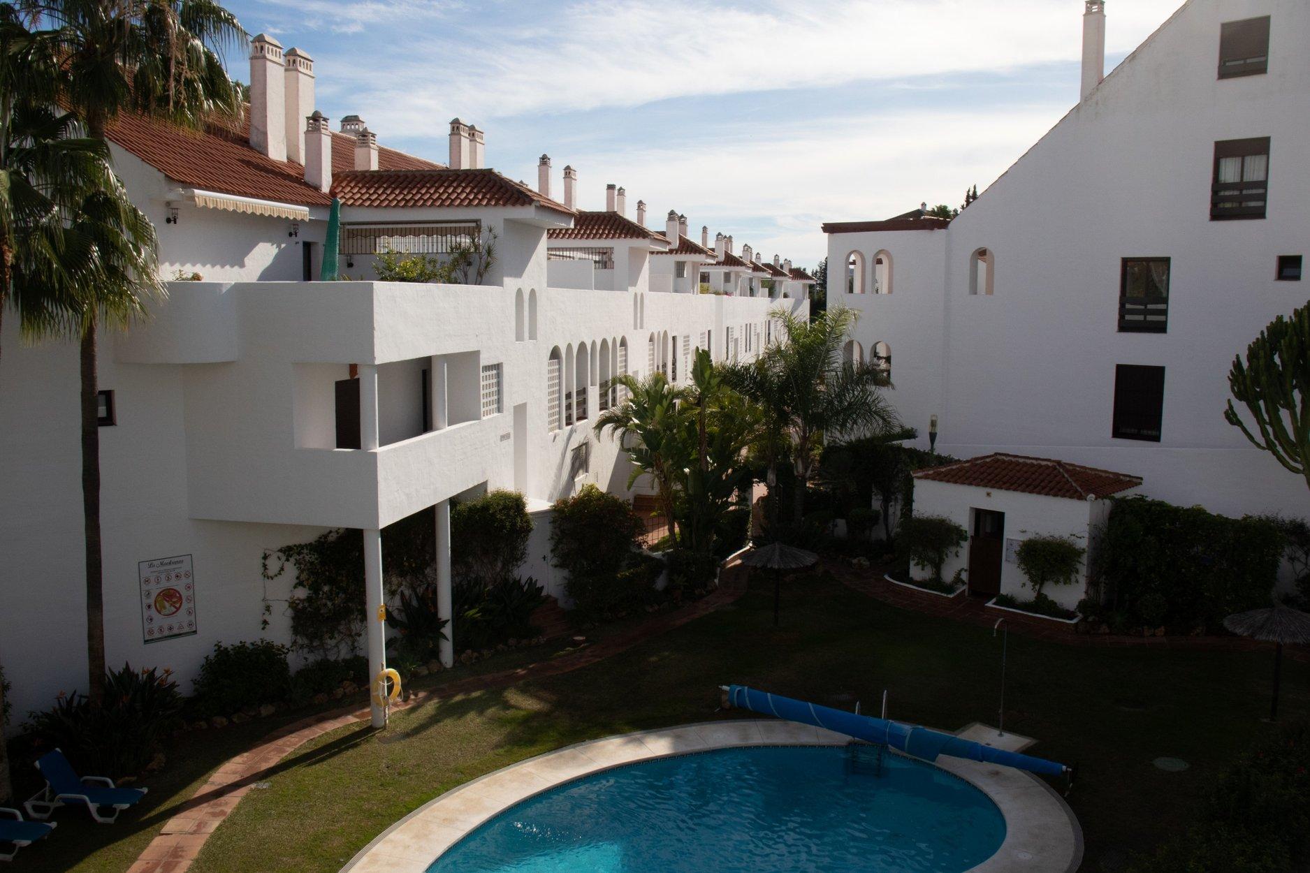 Apartment for sale in Marbella, La Maestranza