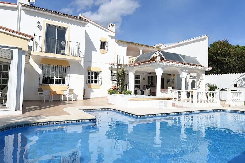 Villa te koop in Marbella