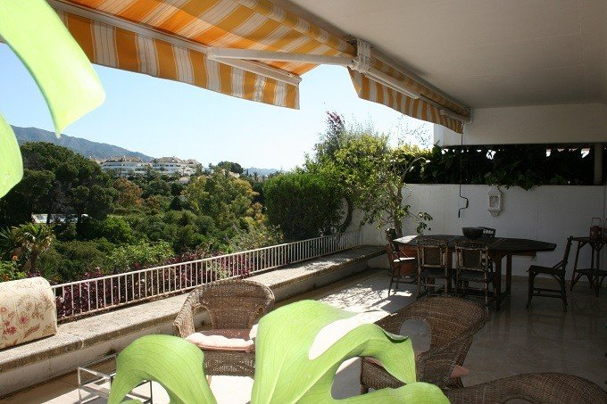 Apartment te koop in Marbella Golden Mile