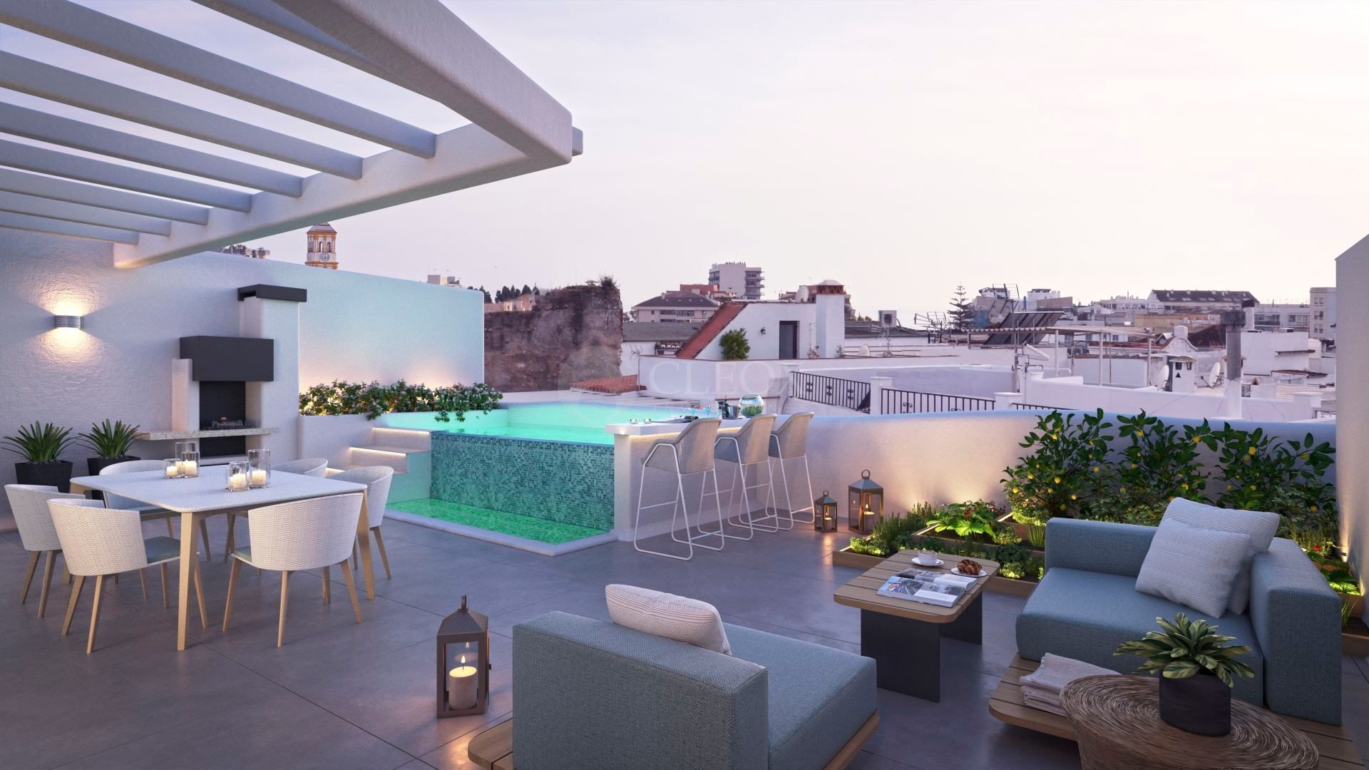 Apartment te koop in Marbella Centre