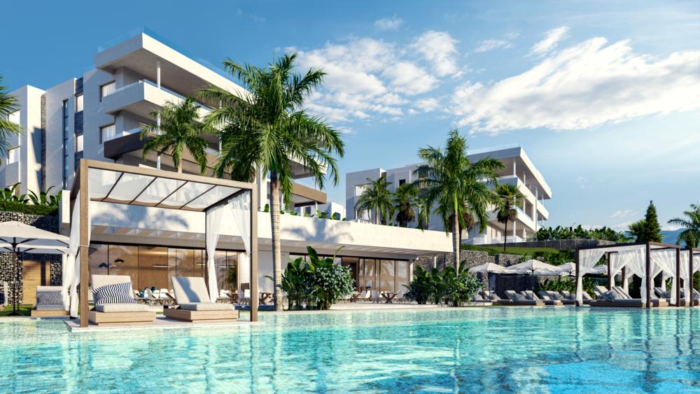 Apartment for sale in Marbella, Santa Clara Golf