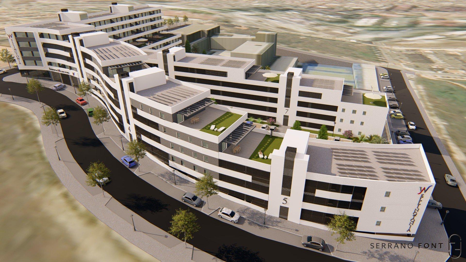 Apartment till salu i Estepona Town