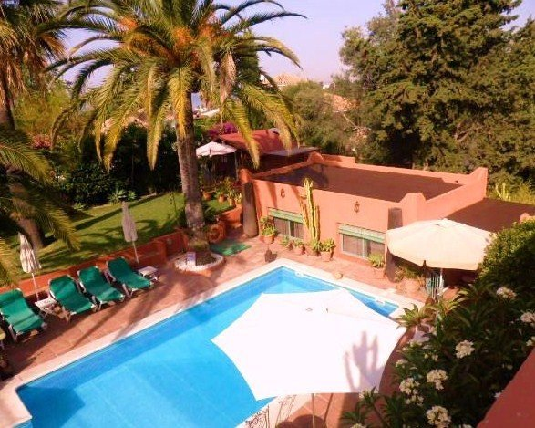Villa for sale in Marbella, El Real Panorama