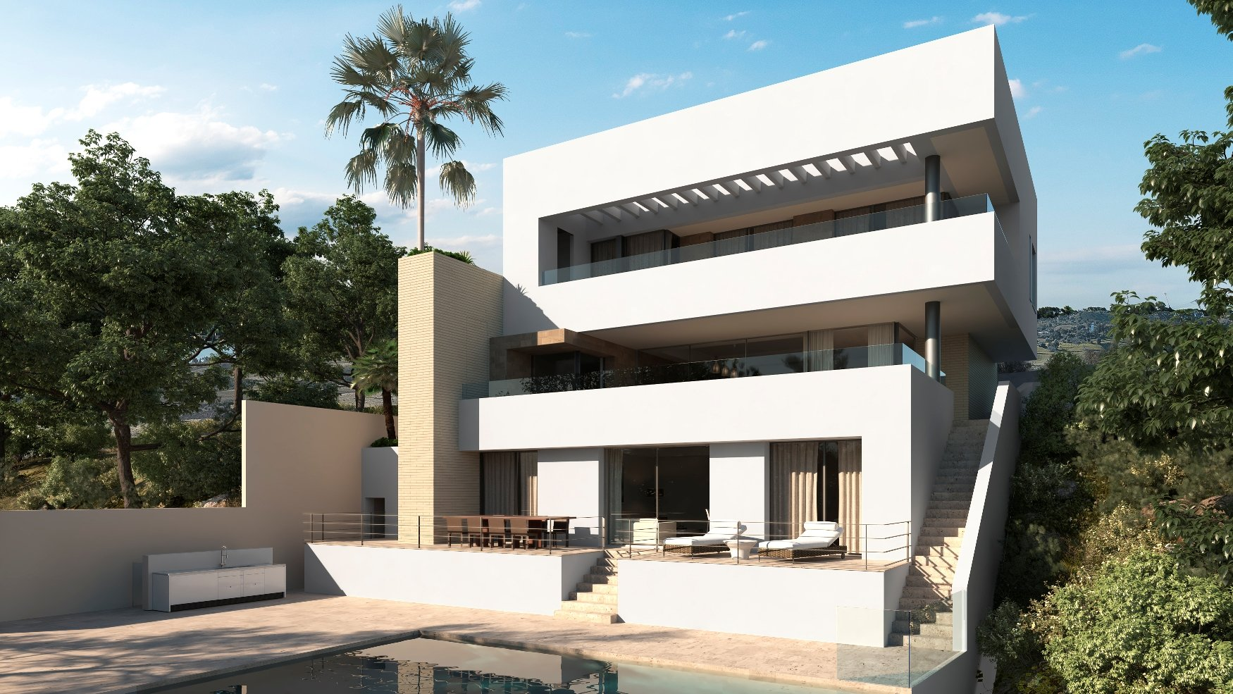 Villa for sale in Benahavis, Los Arqueros