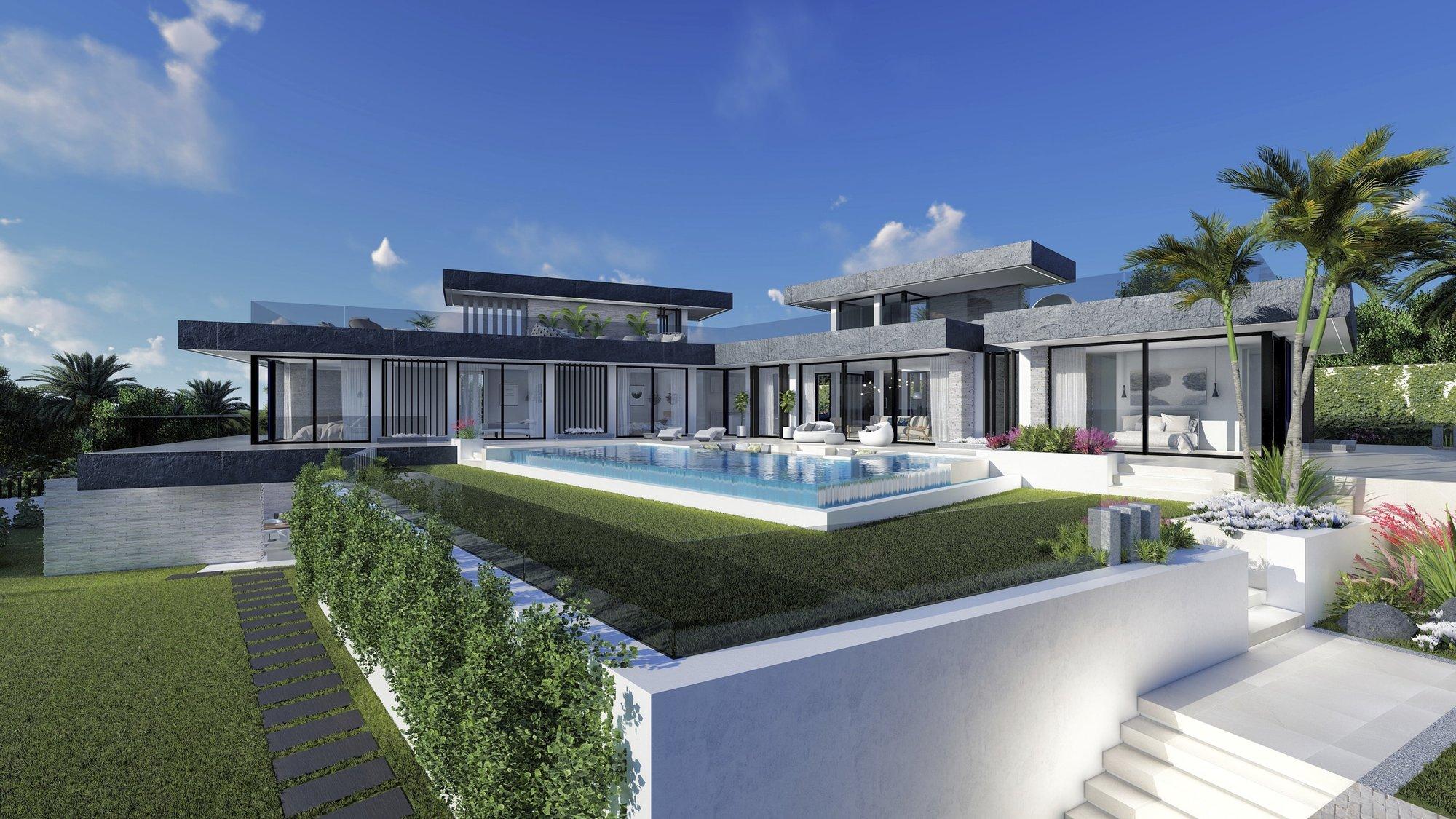 Villa for sale in Capanes Sur
