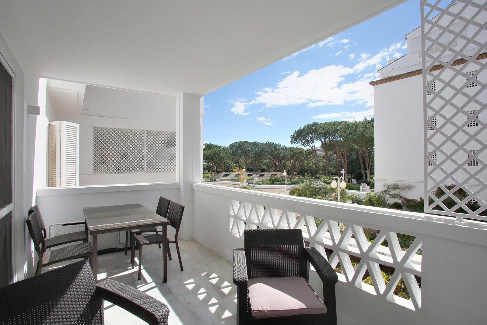 Leilighet for rent in Marbella