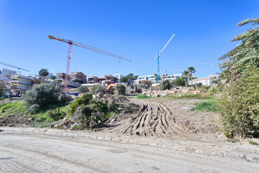 Plot/Land for sale in La Alqueria