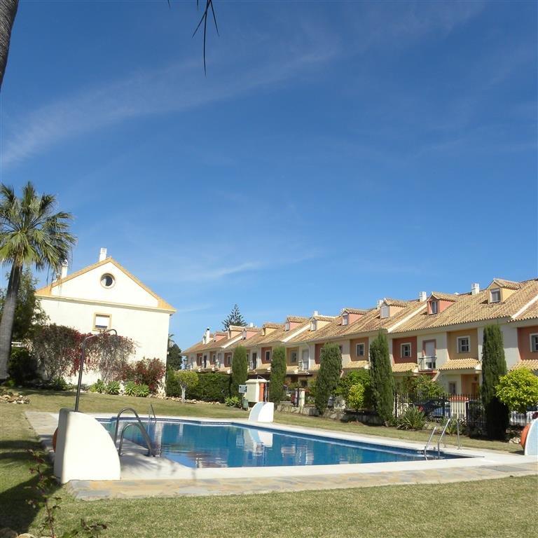 Townhouse for sale in San Pedro Alcantara