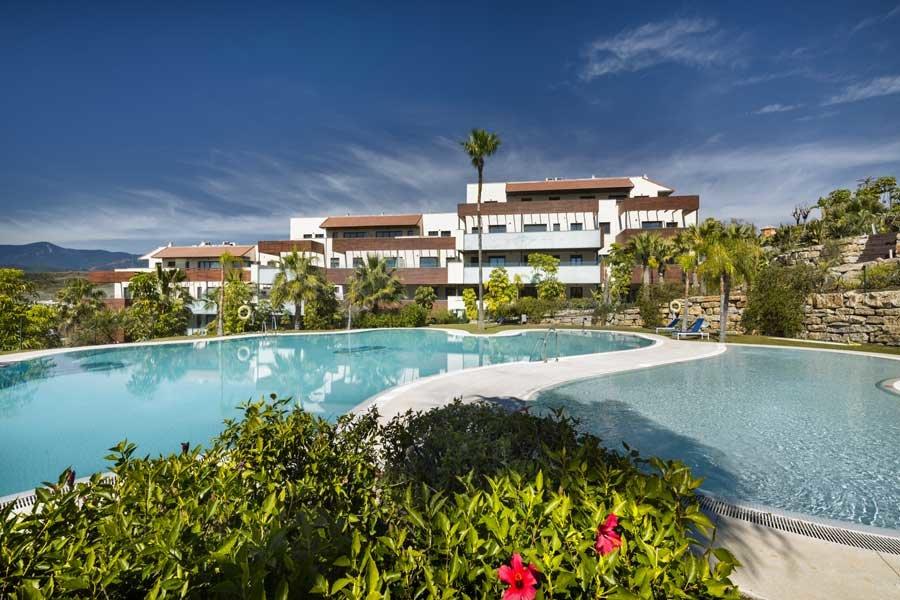 Apartment for sale in Estepona, Los Flamingos