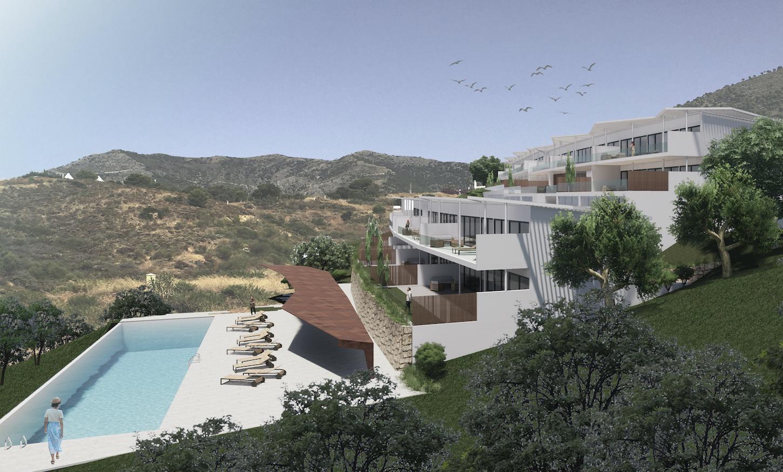 Apartment for sale in Reserva del Higueron