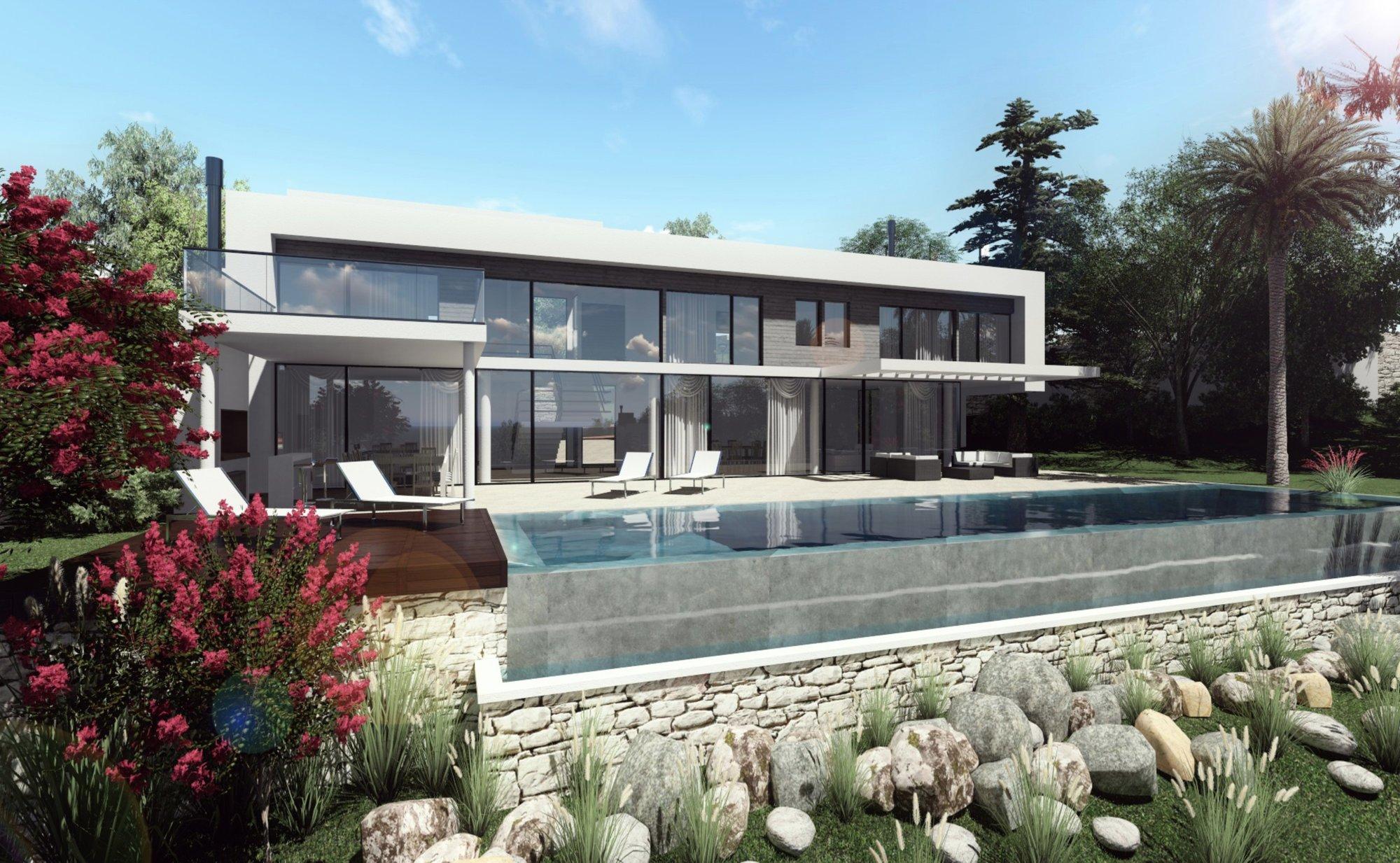 Villa til salgs i Benalmadena