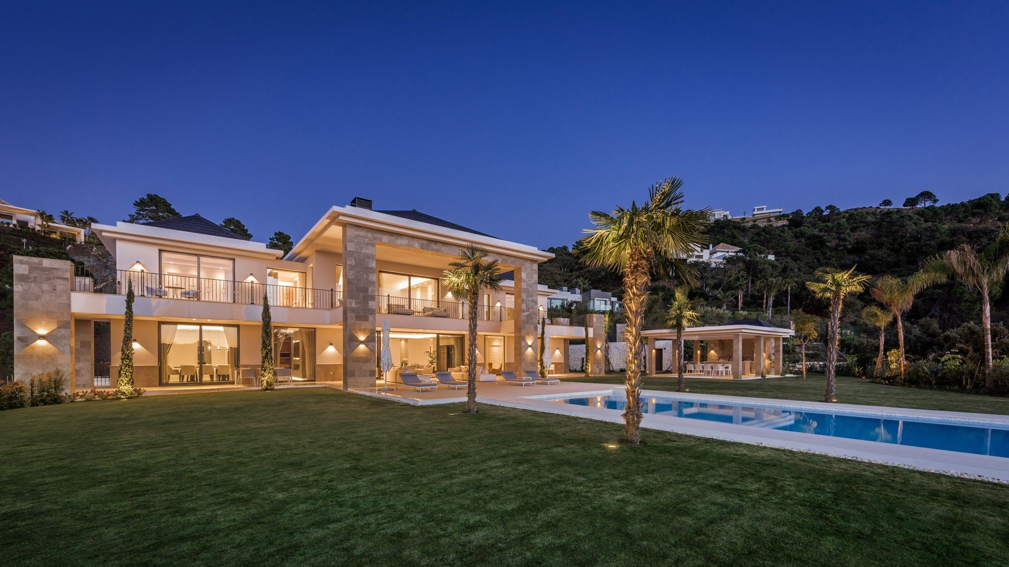 7 Bedroom 7 Bathroom Villa For Sale In La Zagaleta Benahavis Mas Property Marbella