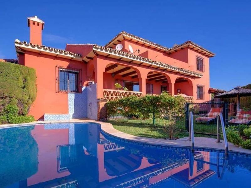 Villa till salu i Marbella, La Patera