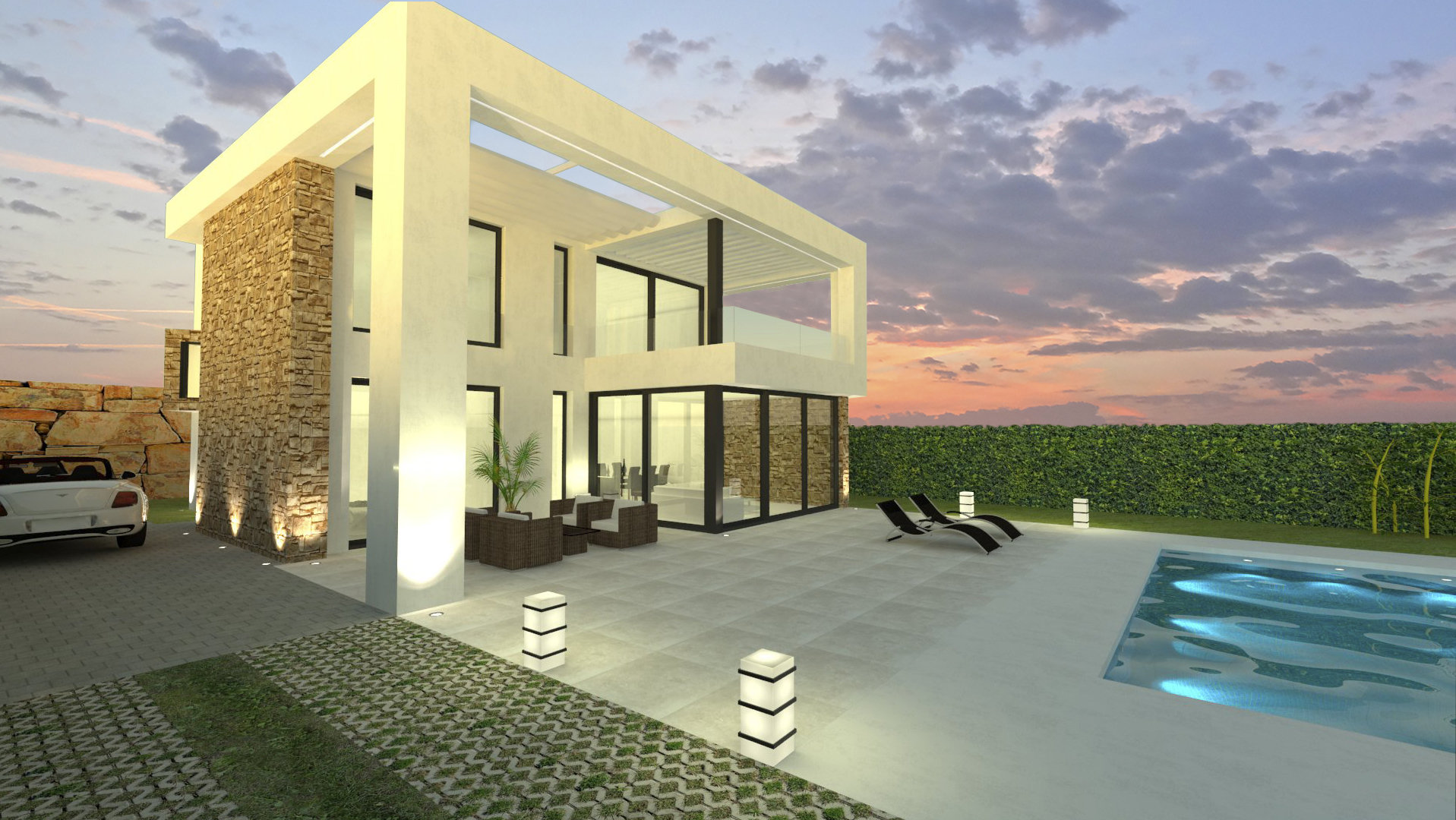 4 Bedroom 3 Bathroom Villa For Sale In Mijas Mas Property Marbella