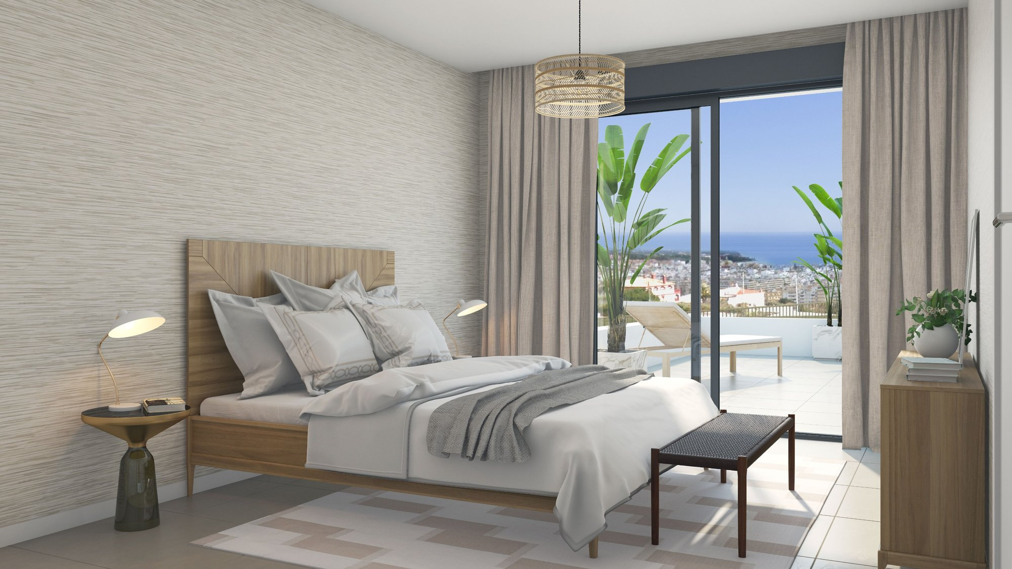 3 bedroom 2 bathroom apartment for sale in estepona mas - 3 bedroom and 2 bathrooms apartment ...