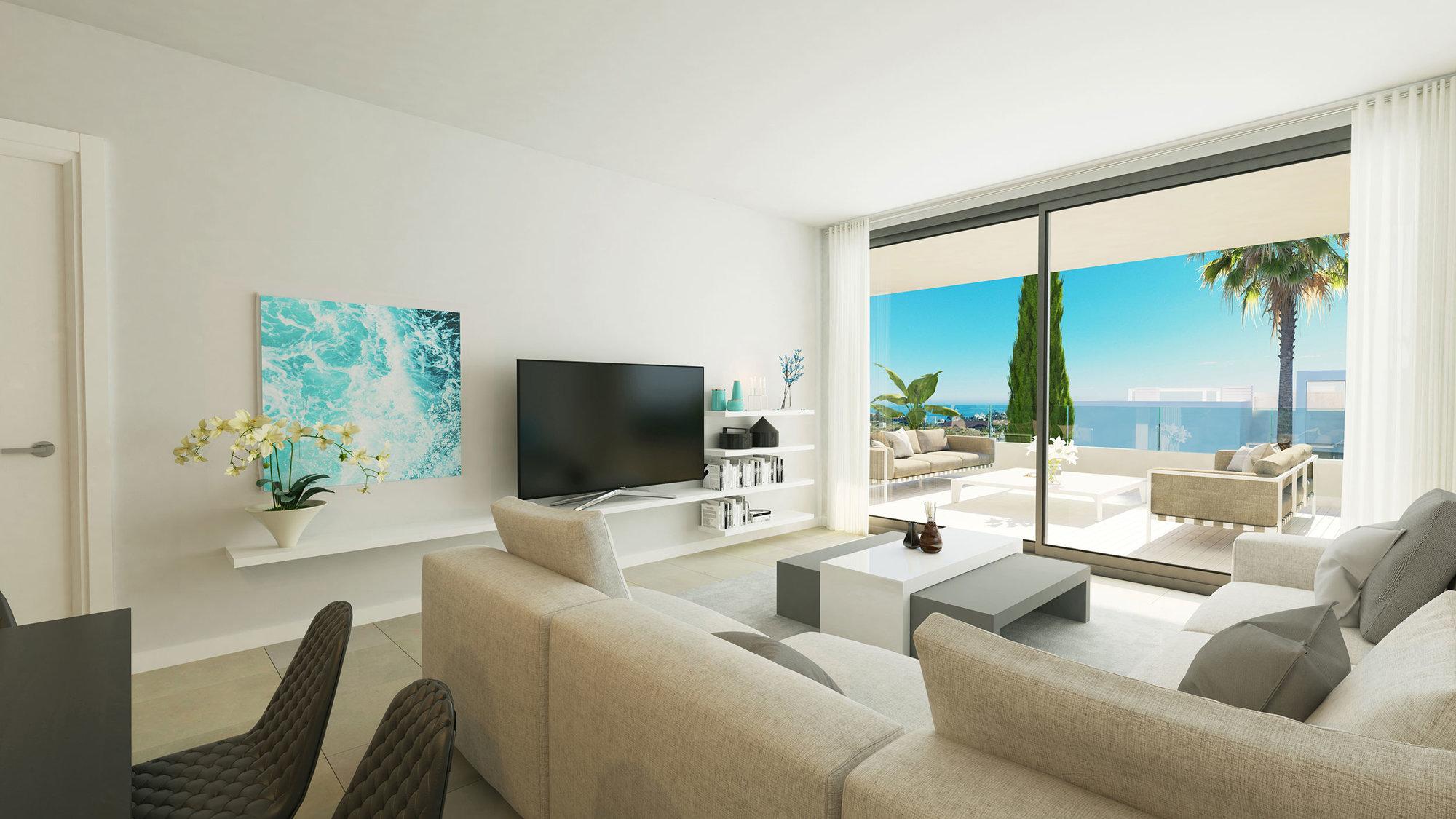 2 bedroom, 2 bathroom Apartment for sale in Estepona - MAS PROPERTY ...