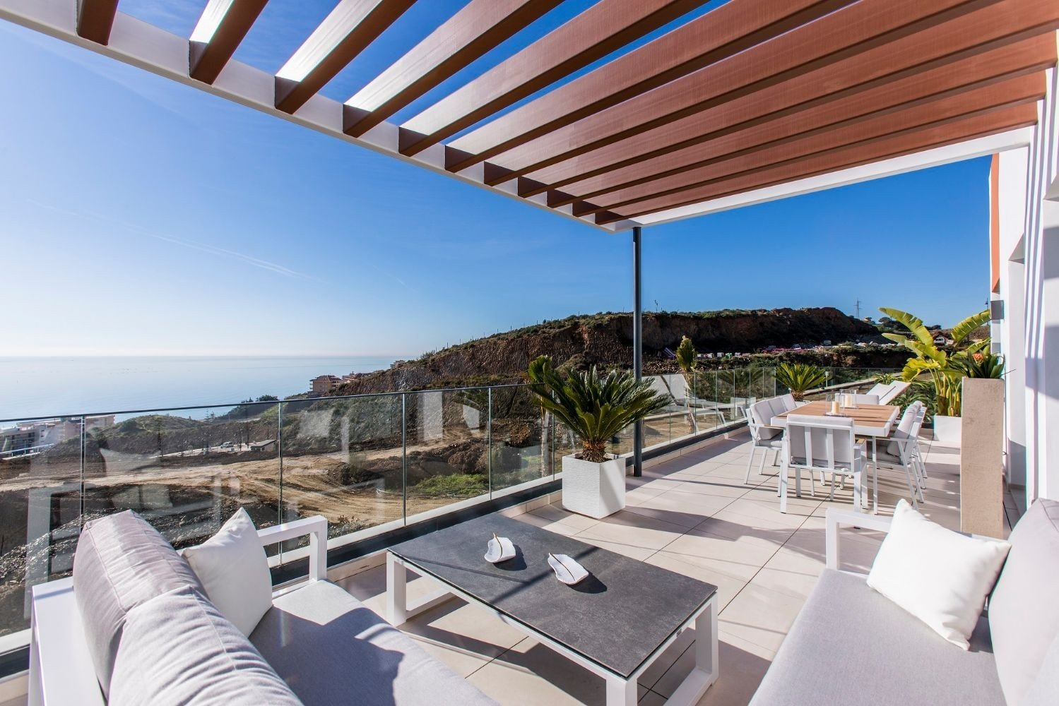 Penthouse for sale in Reserva del Higueron