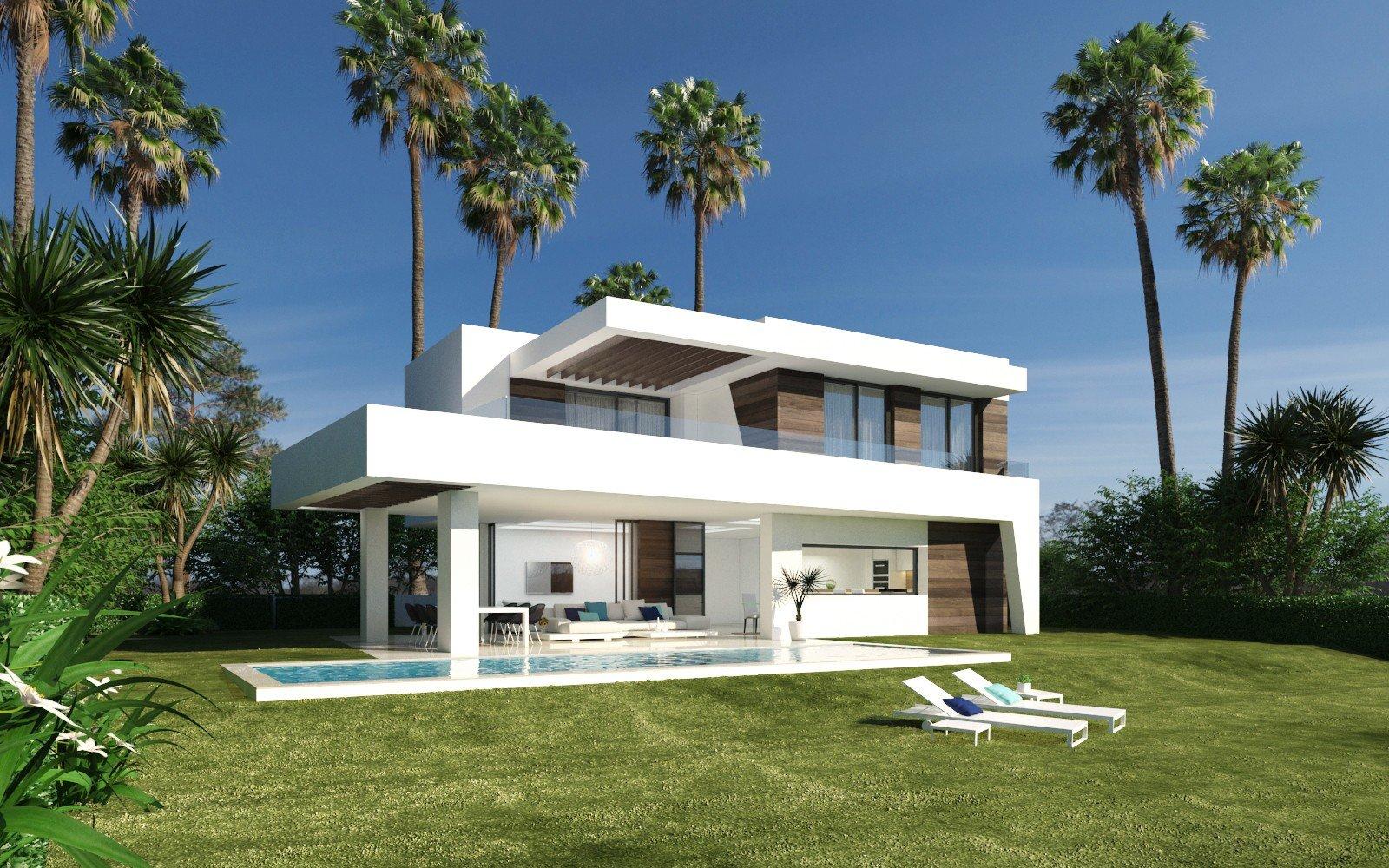 Villa for sale in Estepona, New Golden Mile