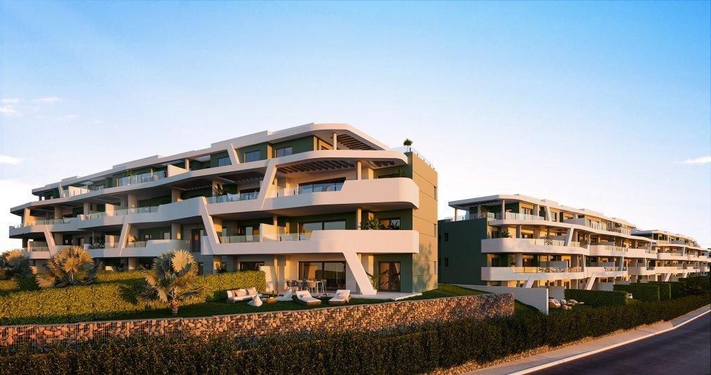 Apartment for sale in Mijas, Calanova Golf Club