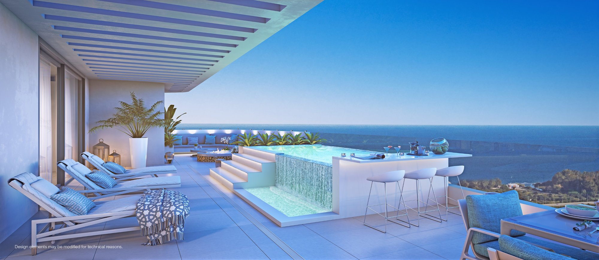 Penthouse for sale in Fuengirola, Higueron