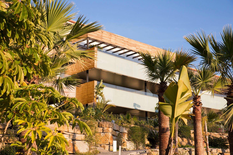 Penthouse till salu i Estepona, Los Flamingos