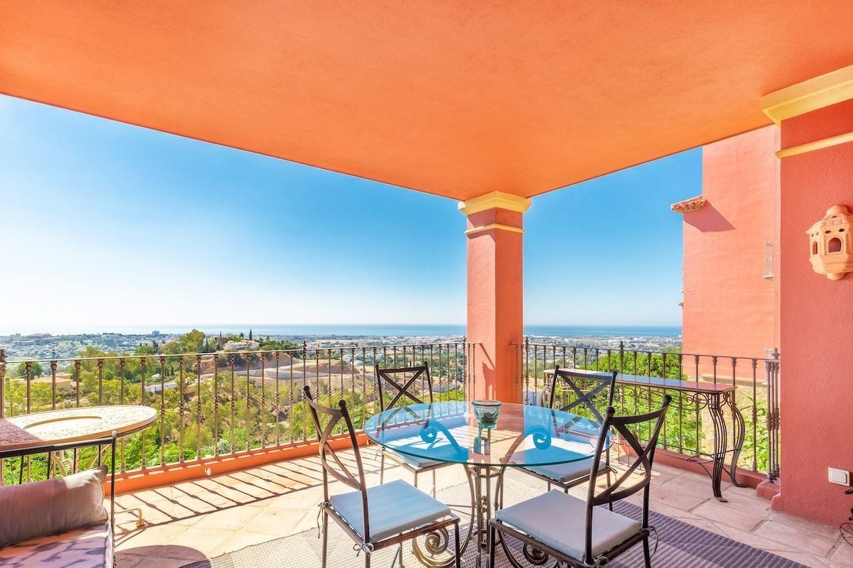 Apartment for sale in Benahavis, Monte Halcones