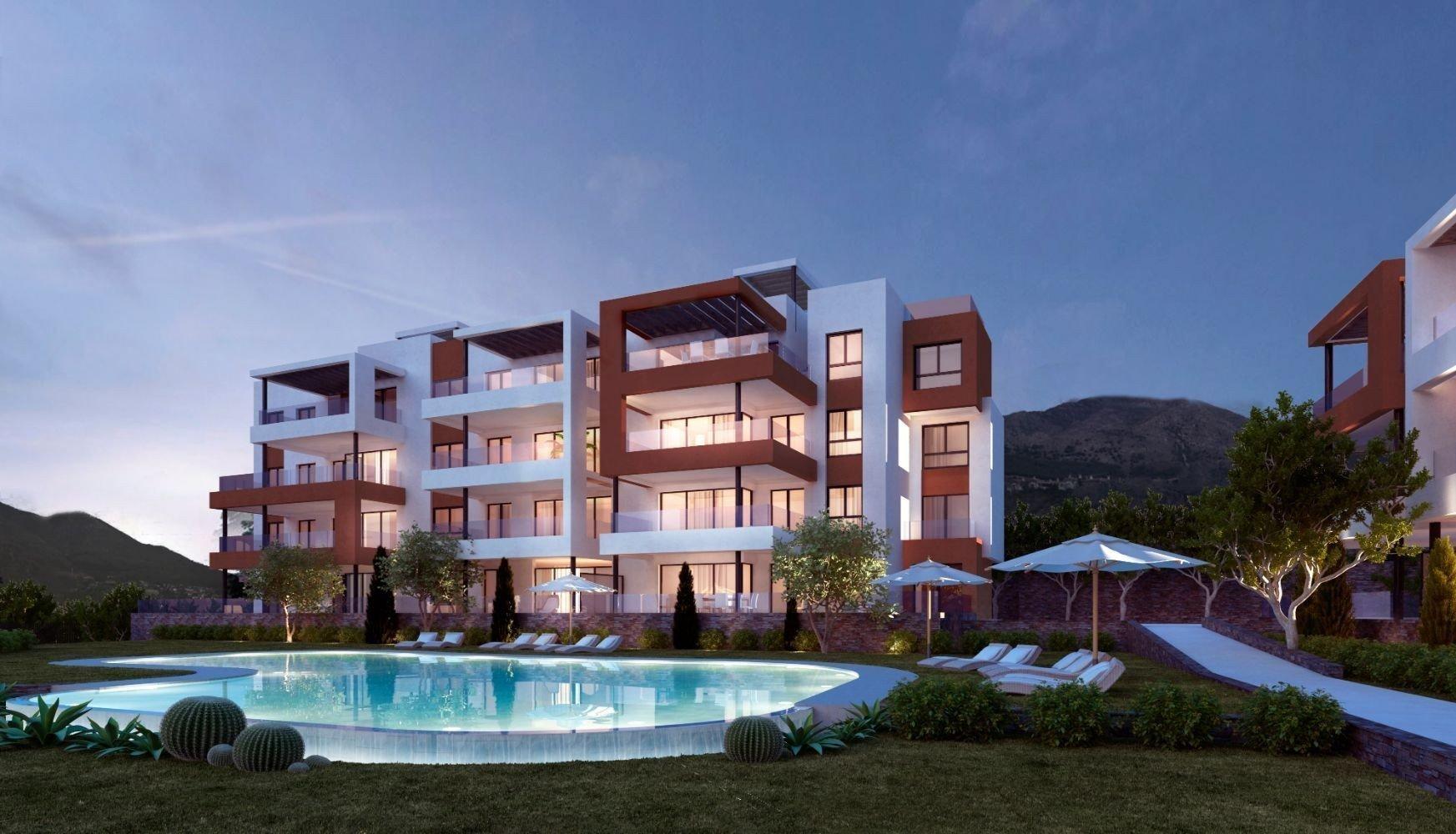Penthouse till salu i Fuengirola, Carvajal