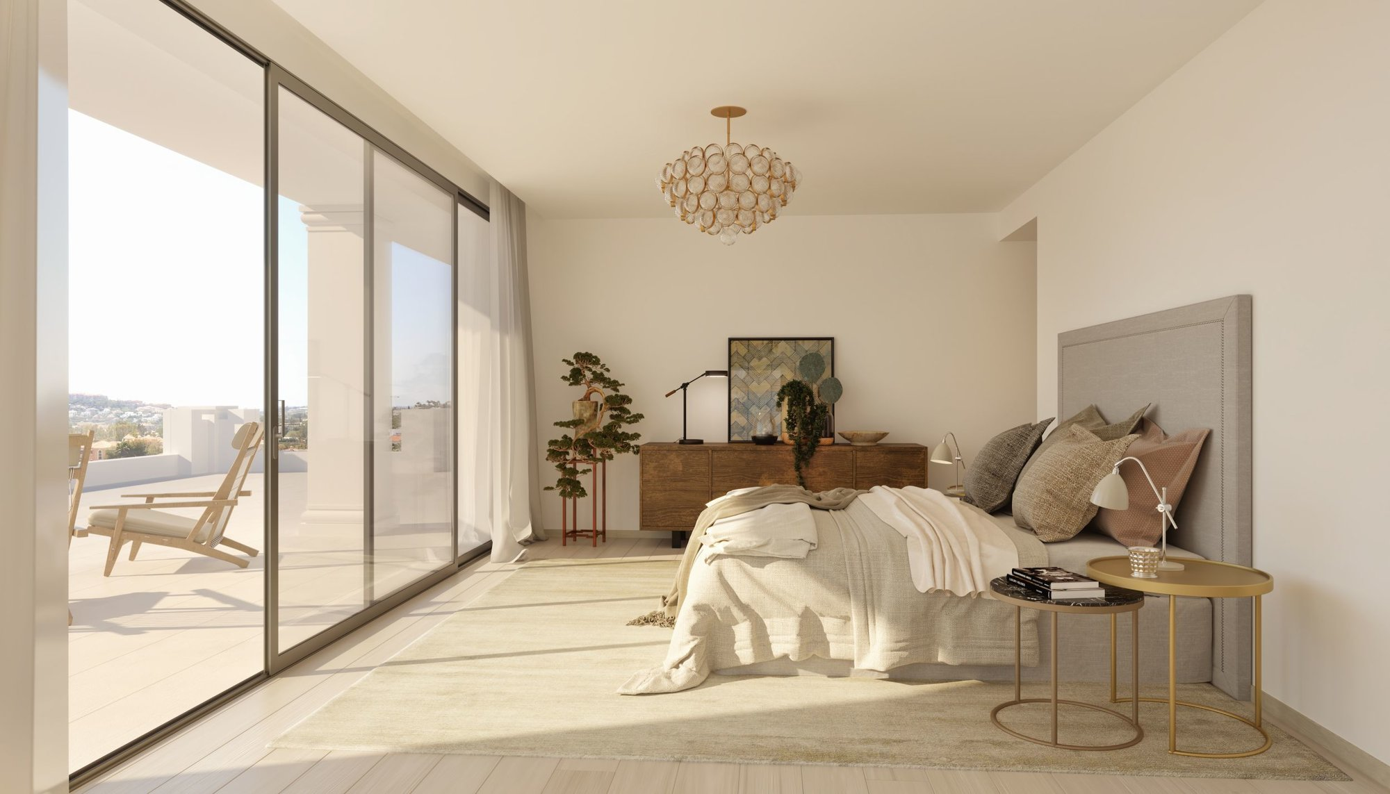 3 Bedroom, 3 Bathroom Apartment For Sale In Nueva Andalucia, Marbella