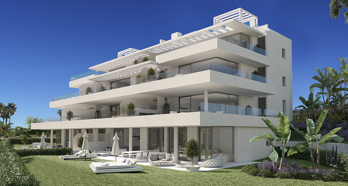 Apartment till salu i Estepona, Cataleya
