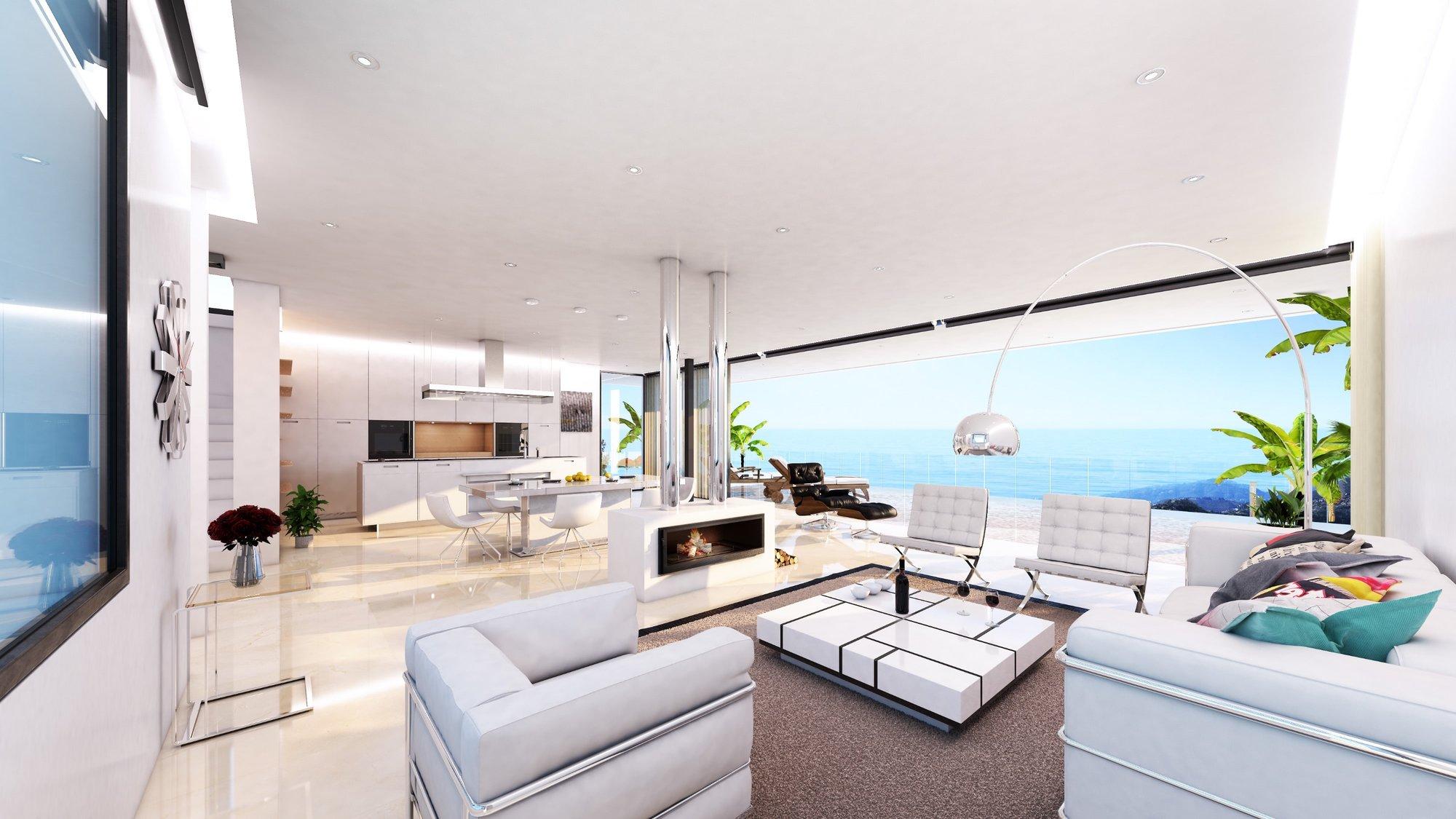 4 Bedroom 5 Bathroom Villa For Sale In Nueva Andalucia Marbella