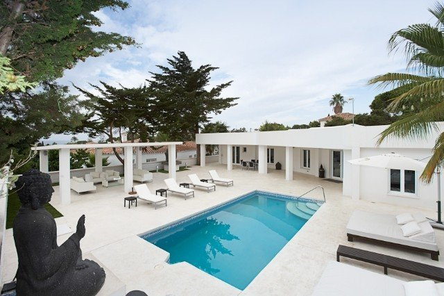 Villa for sale in Marbella, Marbesa