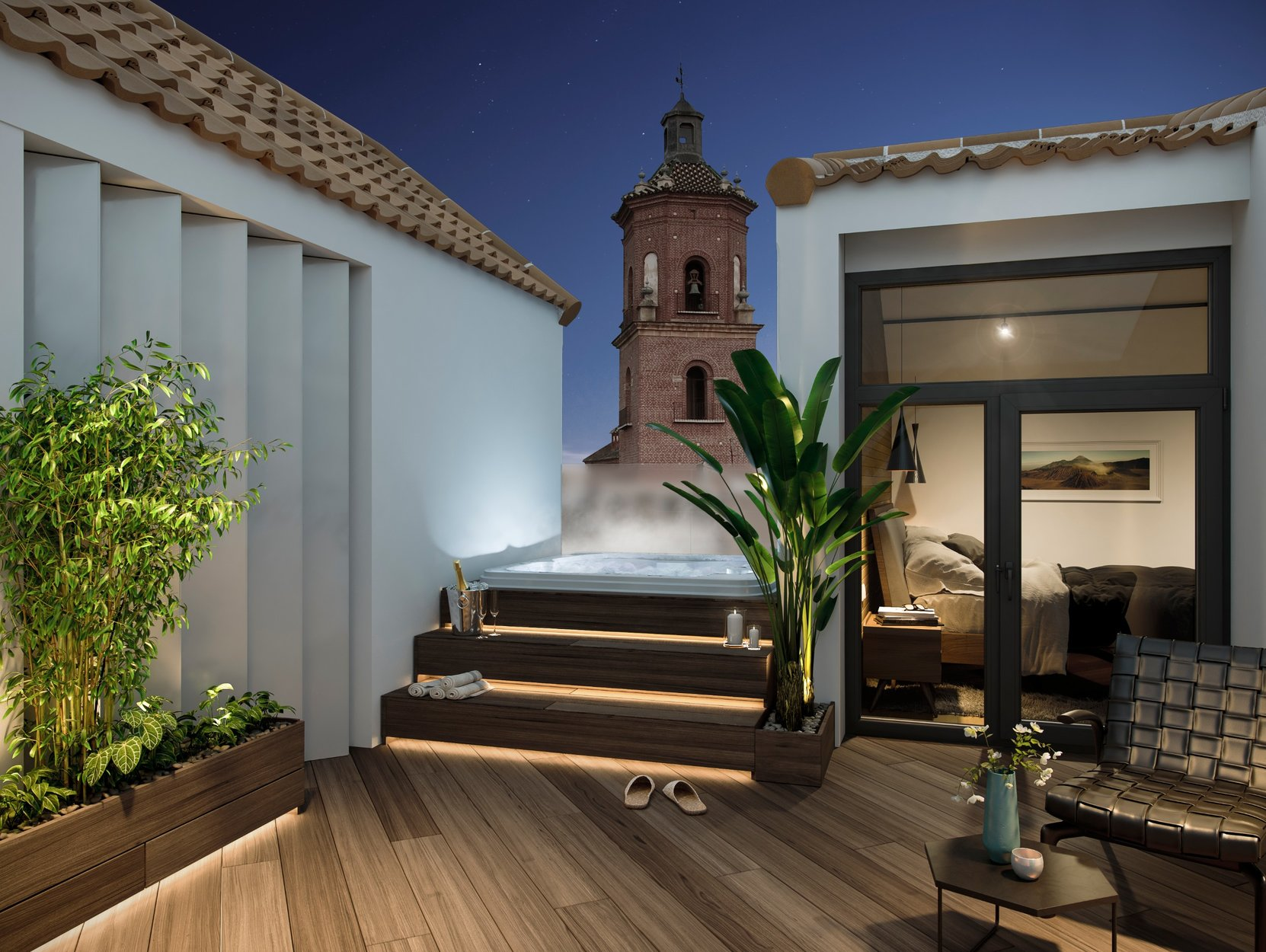2 bedroom, 2 bathroom Penthouse for sale in Malaga Center ...